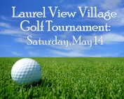 Laurel View Village Golf Tournament at Oakbrook Golf Course, Stoystown, PA