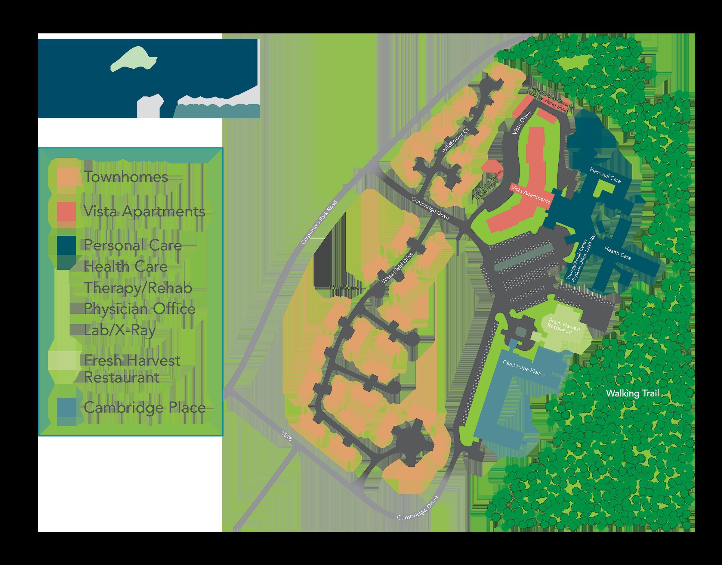 LVV Map