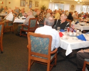 Veteran's Day Luncheon at Laurel View Village