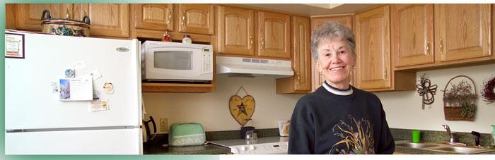 Vista Apartmetn Kitchen
